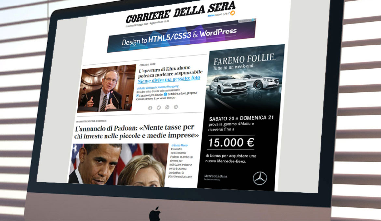 Time Agency - campagne pubblicitarie digitali