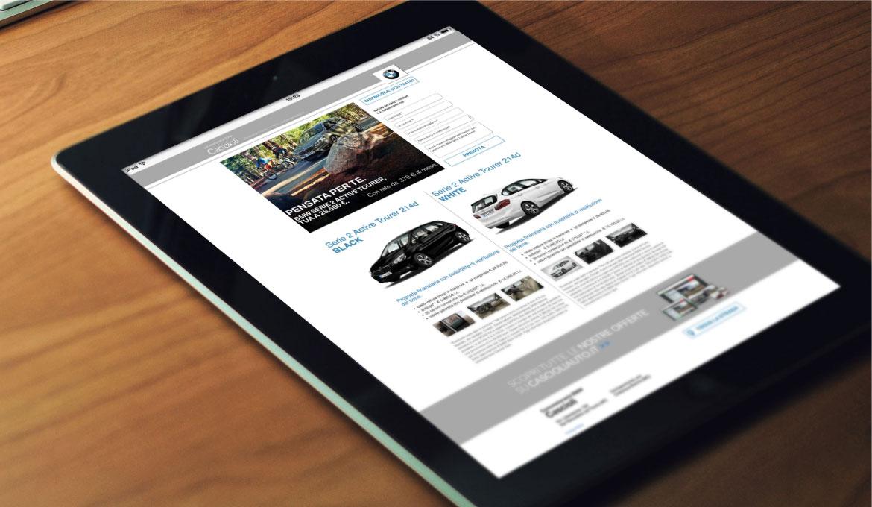 Time Agency - realizzazione siti mobile