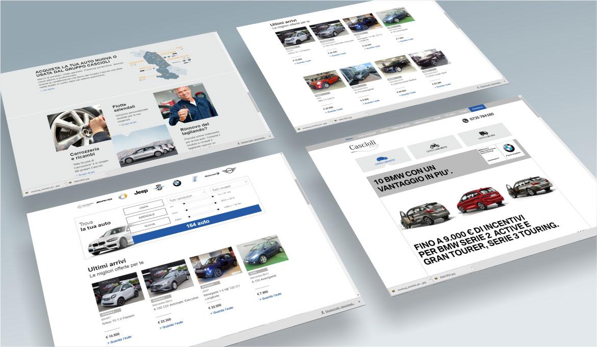 Time Agency - creazione siti web
