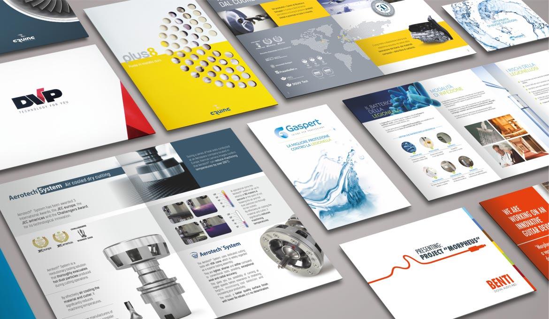 Time Agency - realizzazione cataloghi