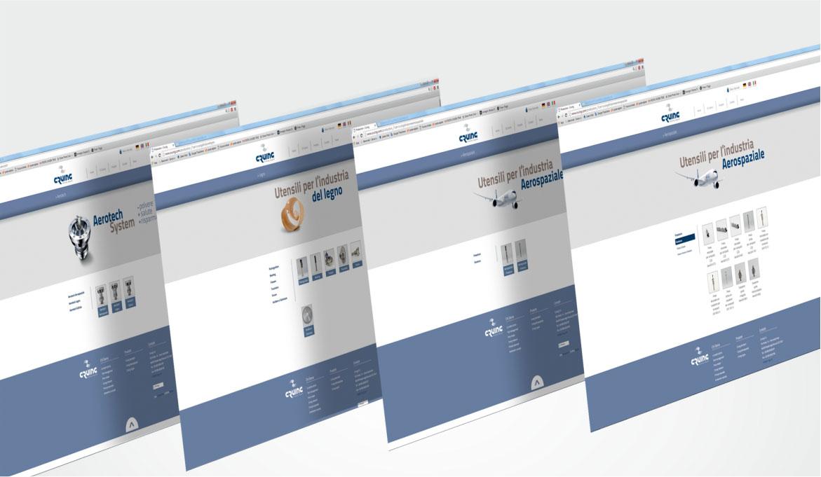 Time Agency - realizzazione siti web