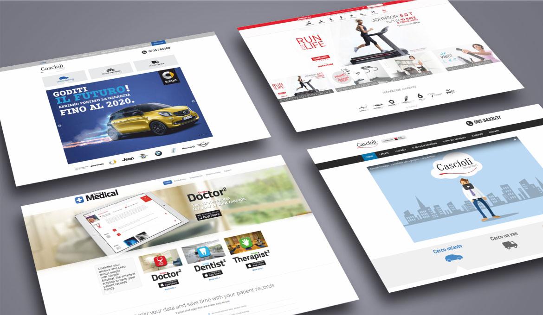 Time Agency - realizzazione siti commercio elettronico