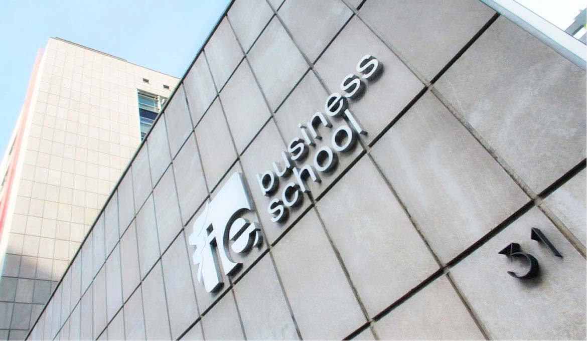 IE Business School di Madrid - Time Agency