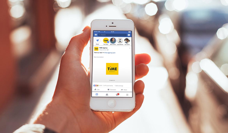 Time Agency - Pubblicità su Mobile