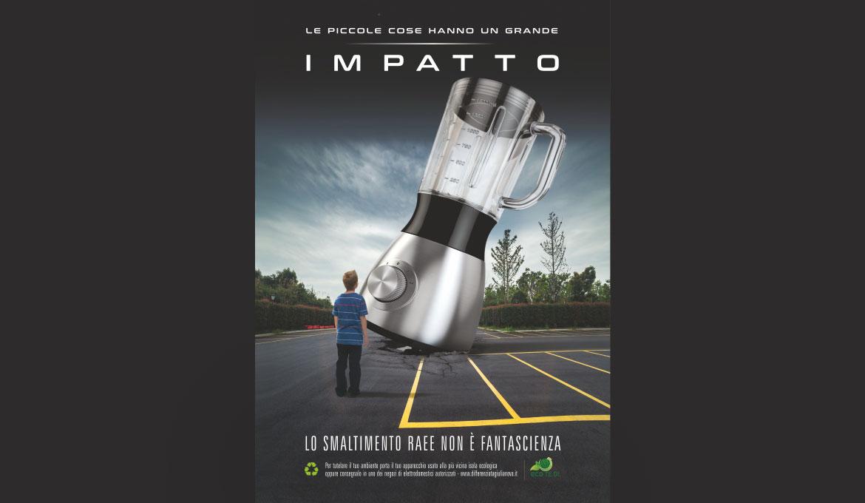 Campagna Impatto - TiME Agency comunicazione integrata